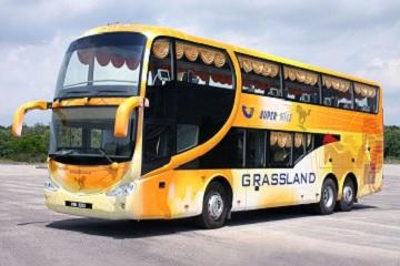 grassland singapore express bus
